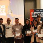 Ecco chi ha vinto la prima edizione della Disruptor Challenge